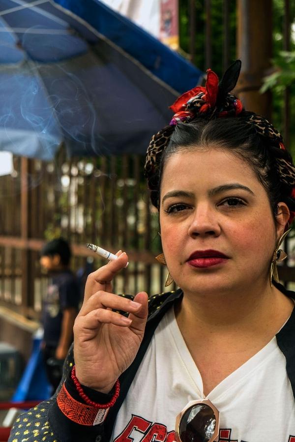 Photographer. Mexico City 2016. / © Kiki Provatas. No usage without permission.