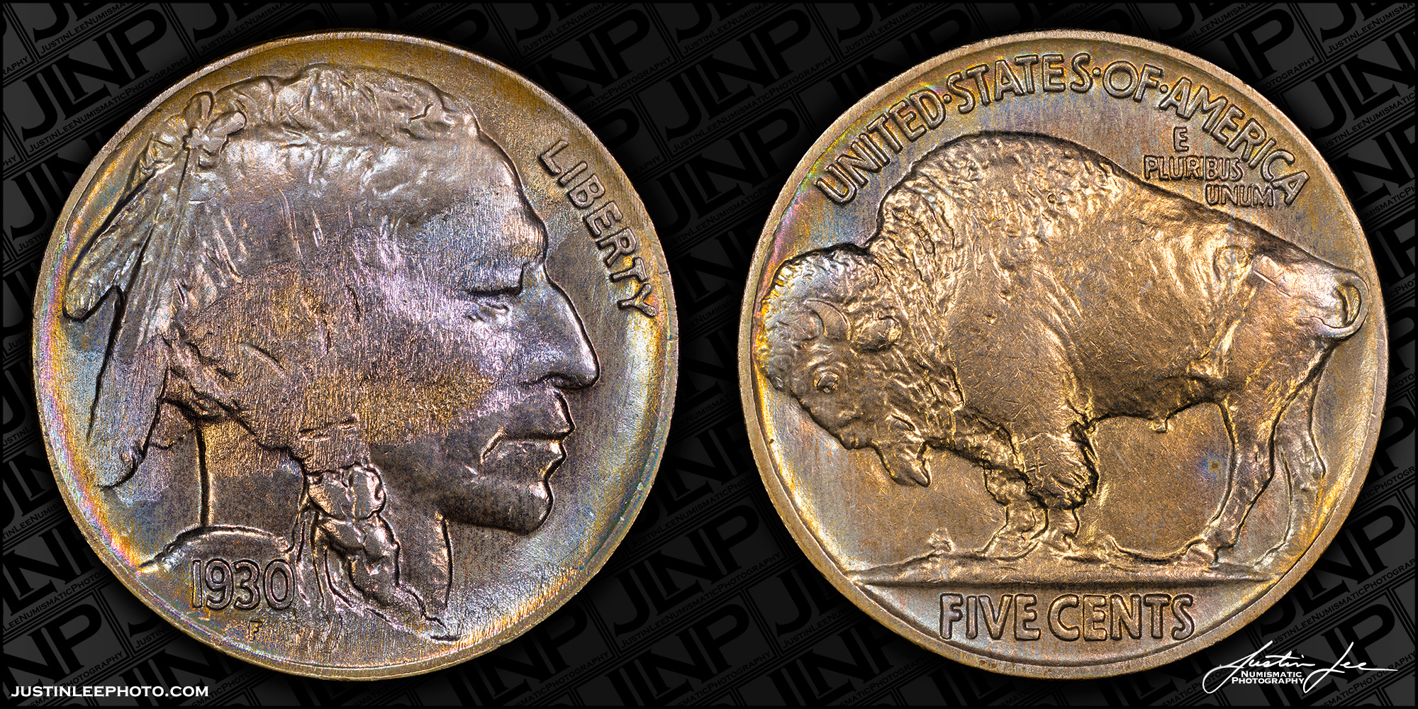 1930 Buffalo Nickel Raw