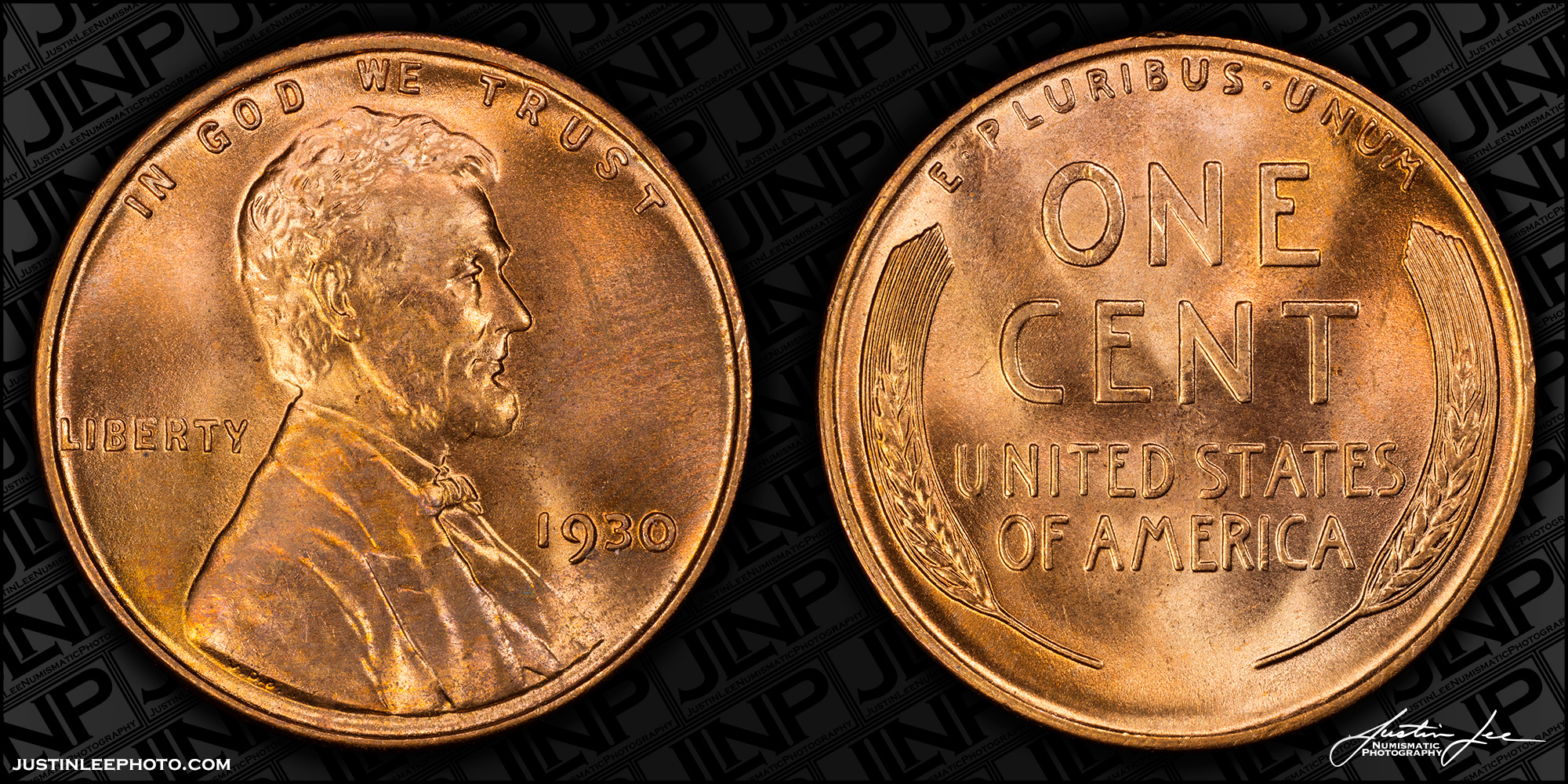 1930 Lincoln Cent Raw