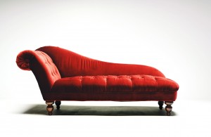 Chaise/Lie down and tell me about yourself as a writer