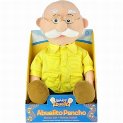 Abuelito Pancho by Baby Abuelita