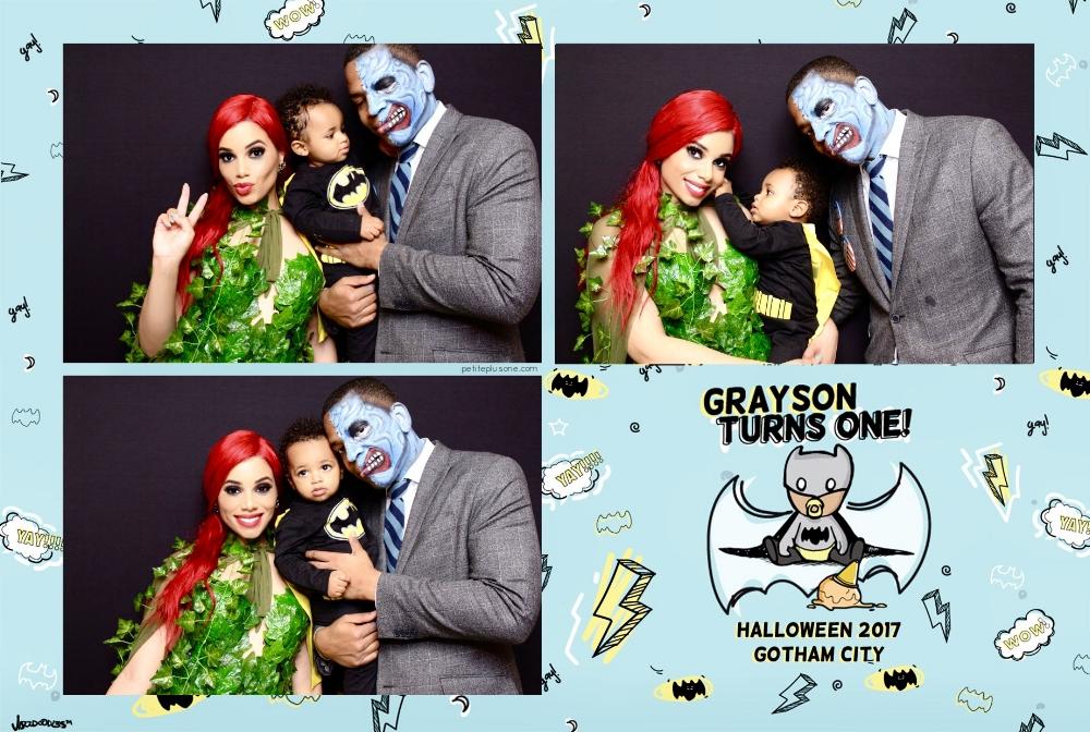 Gotham City's Finest!
