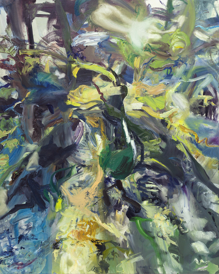 Stratum   2018, Oil on Canvas, 5ft x 4ft