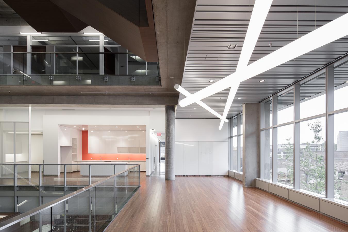 Cafe/Lounge in IQC Atrium