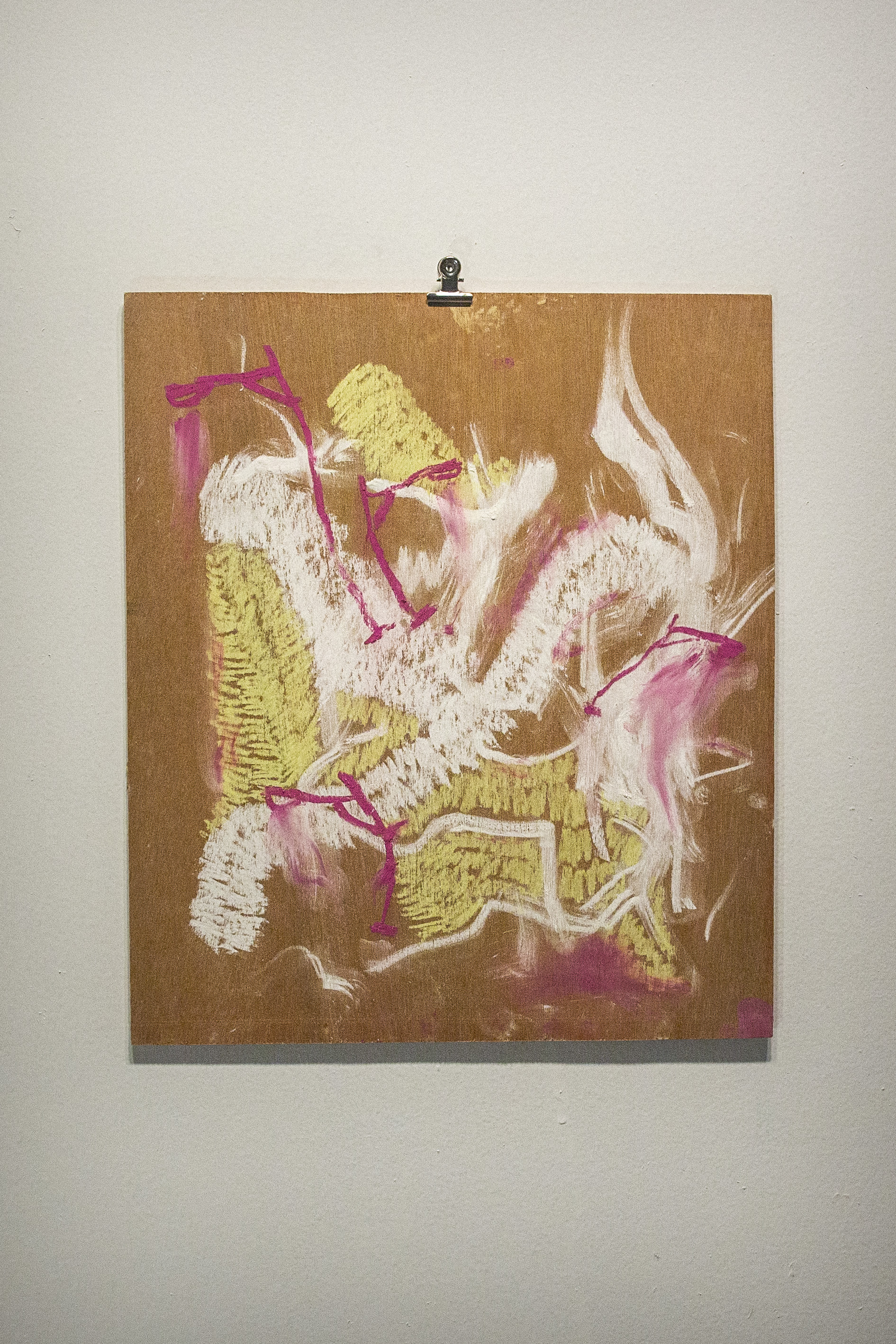 indecipherable narrative drawing ryan meyer art