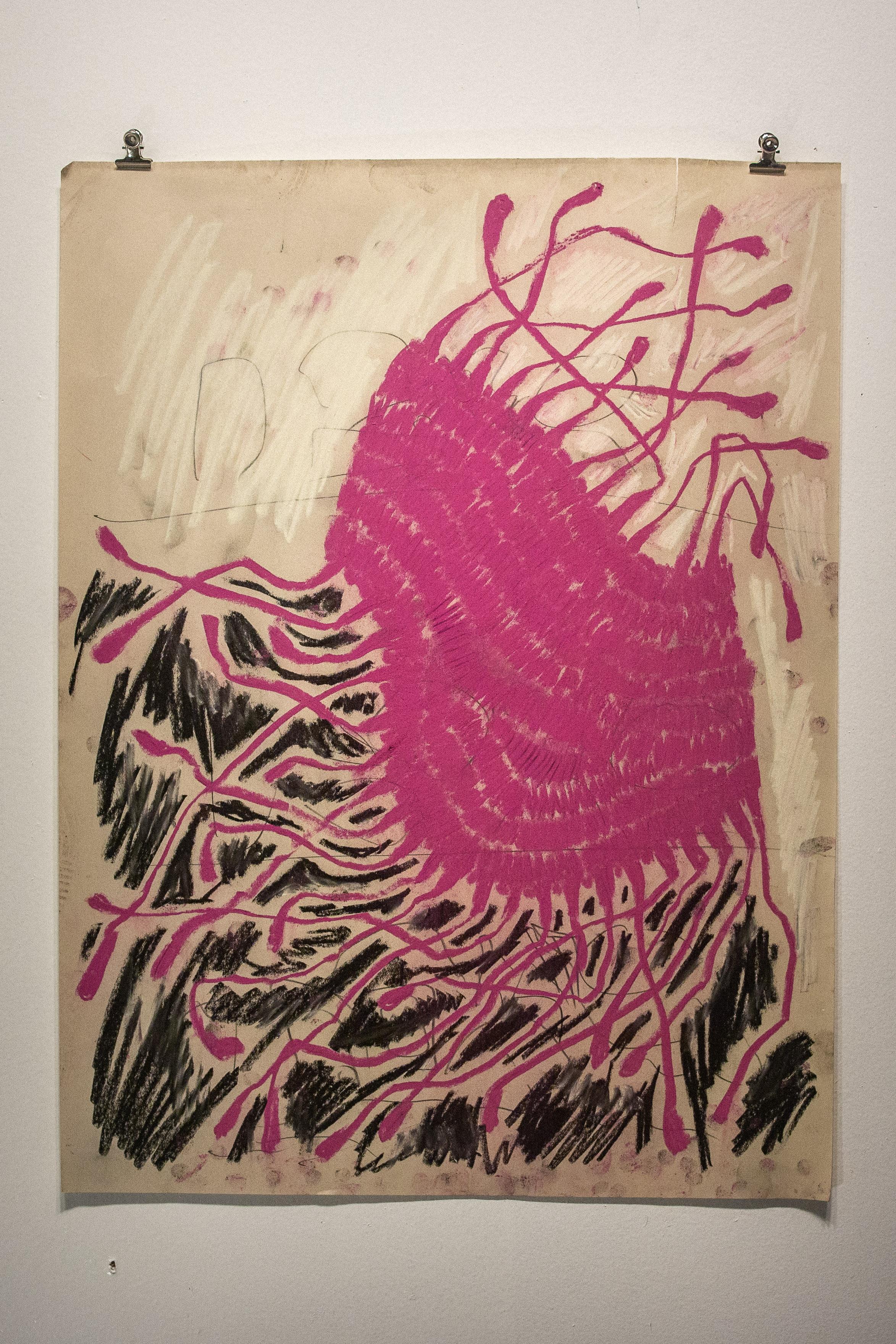 aerial body landscape textile ryan meyer art