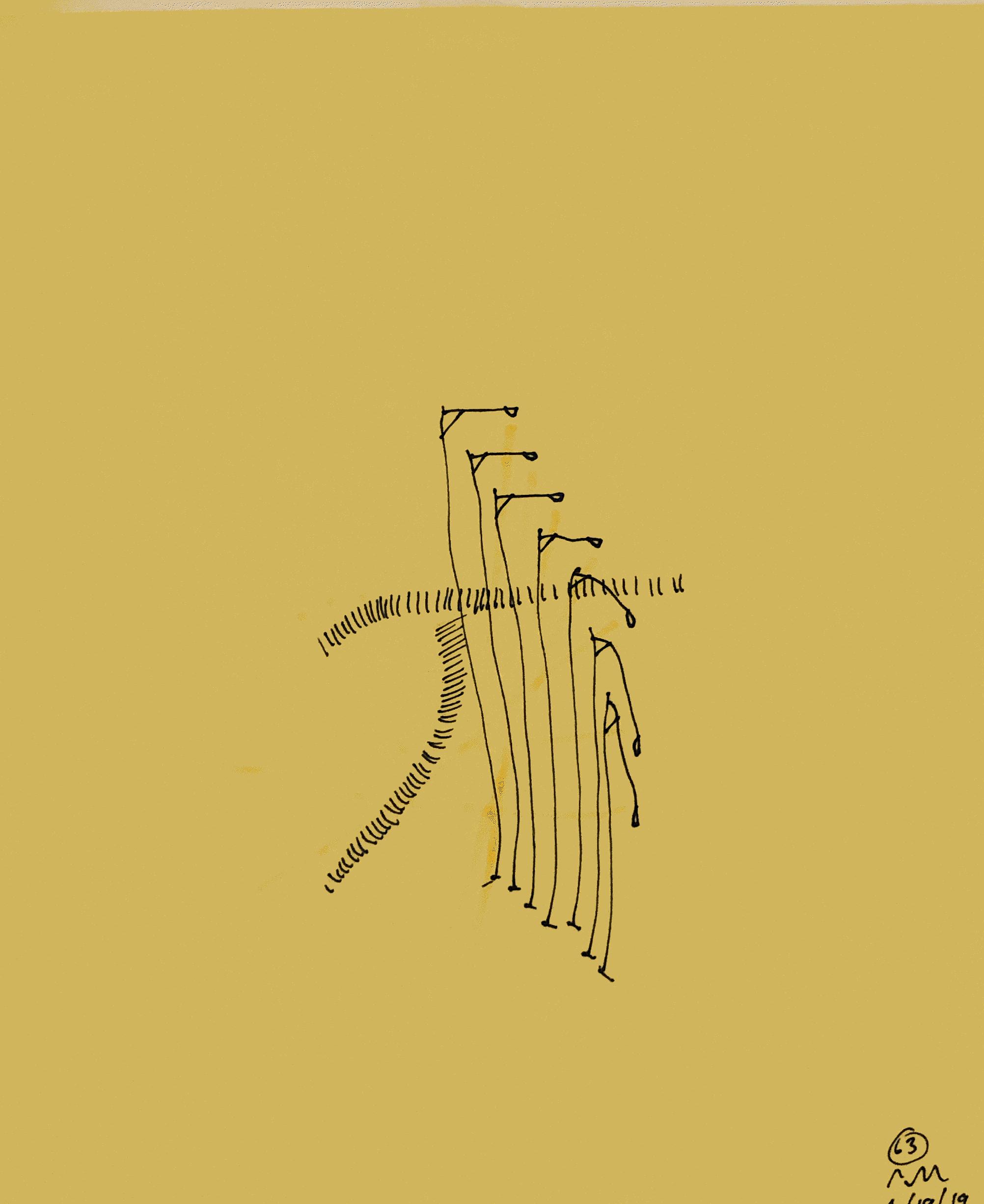 institutional residency drawing ryan meyer art
