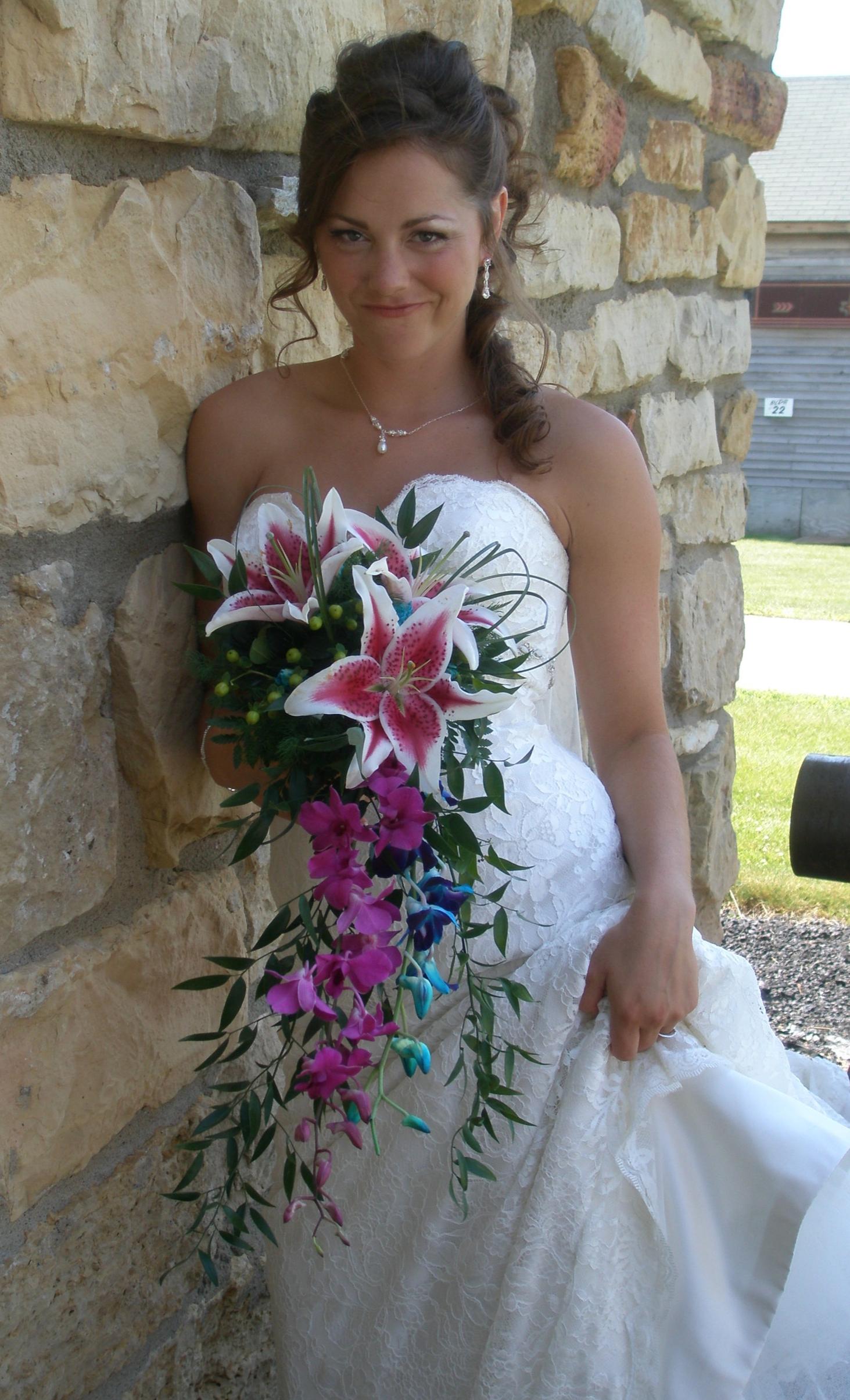 Gorgeous bride.JPG