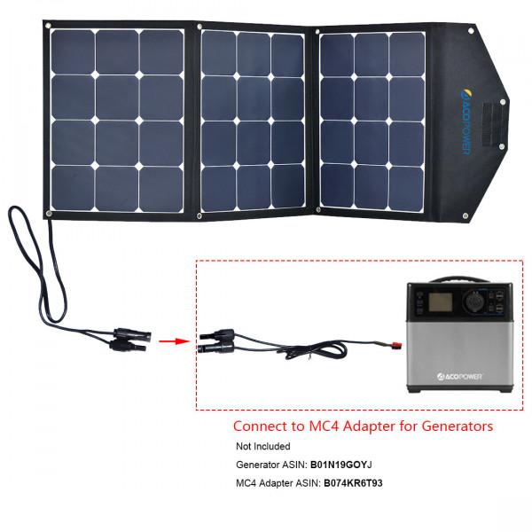 Optional generator charging