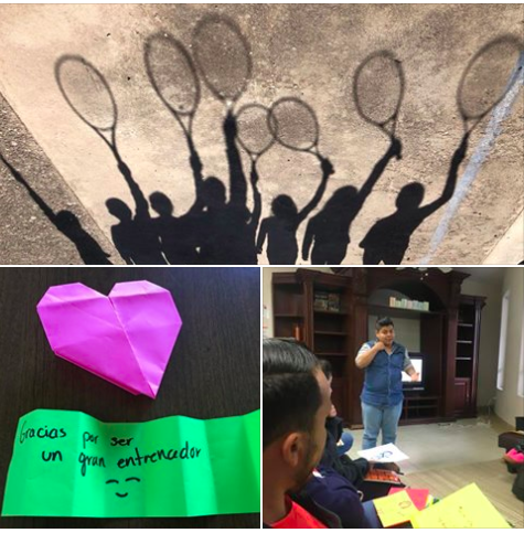 The BYTE Story  - The Border Youth Tennis Exchange is dedicated to giving kids pride in their community, a safe space to learn and grow and an understanding that no community is illegal.Here are additional resources to show you what we do and how we are changing the narrative around the border.