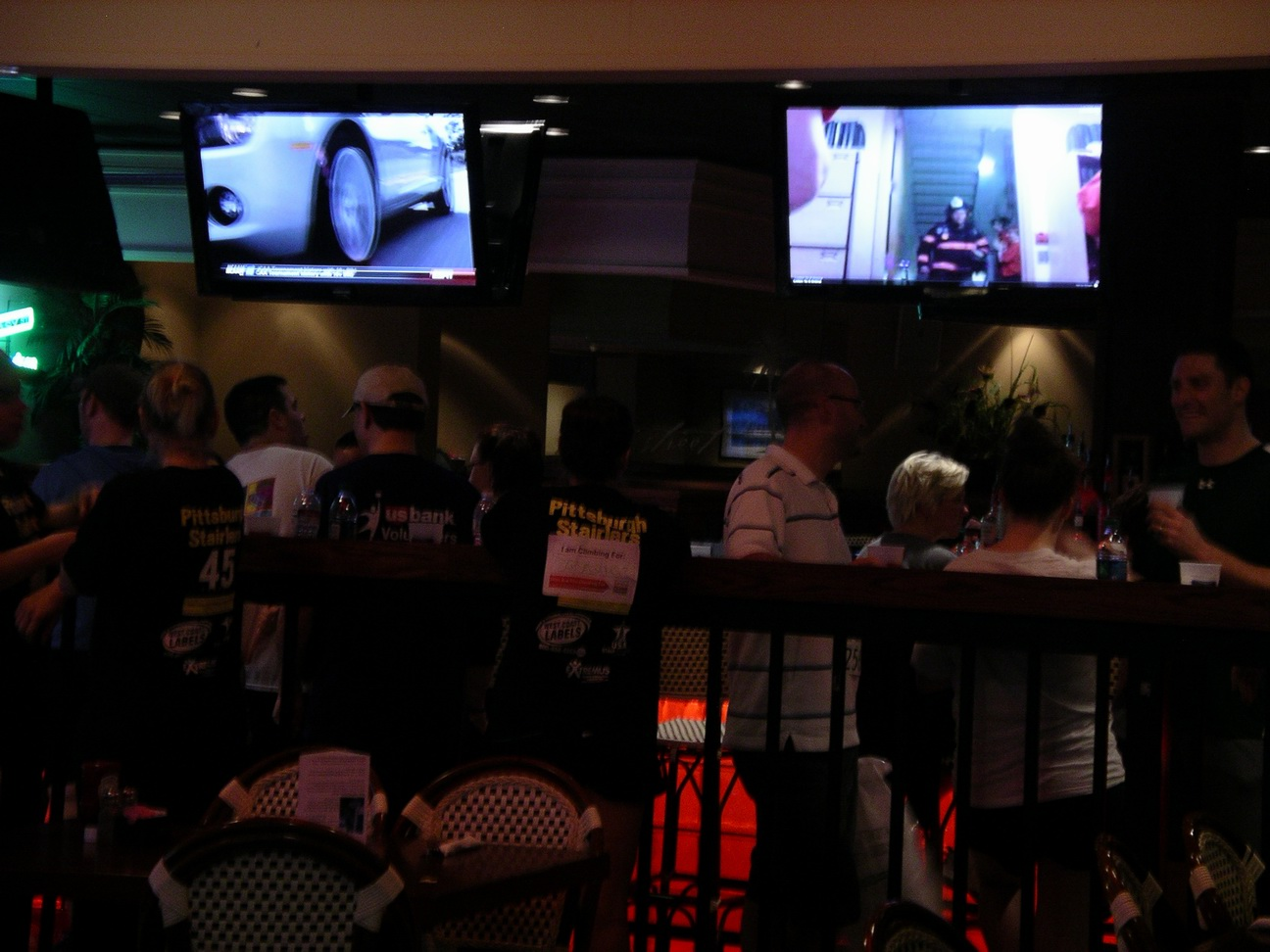 Sports on TV at restaurant- included climb top.jpg