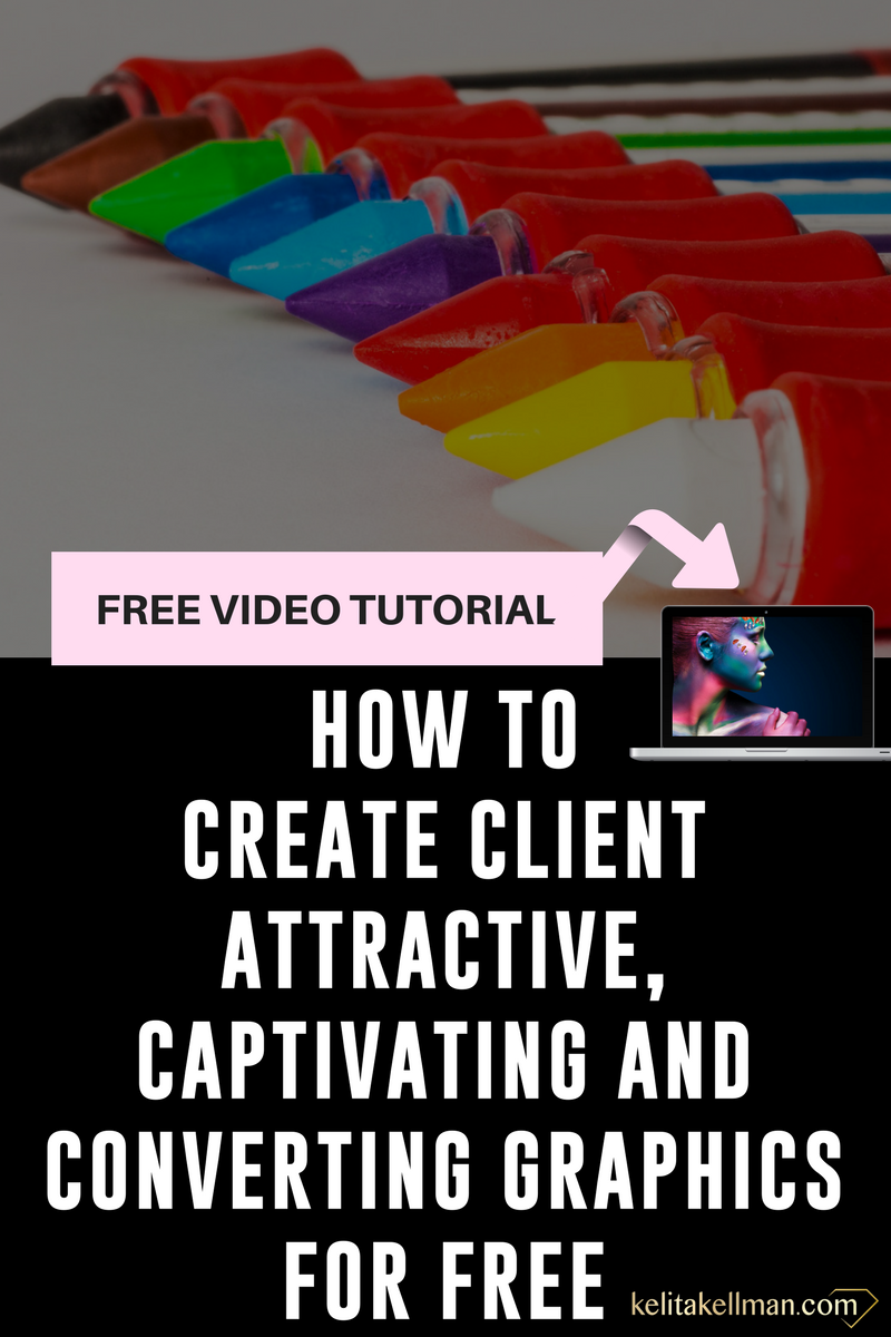 create client attractive graphics tutorial for coaches