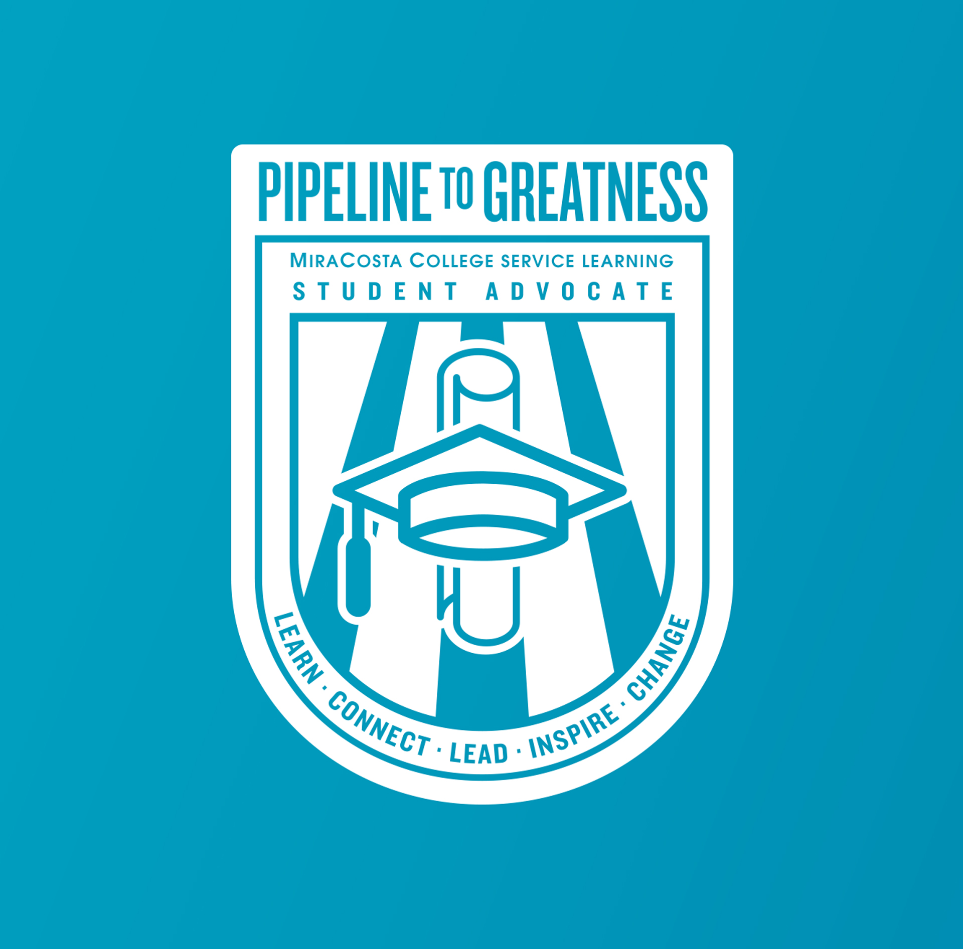 Pipeline To Greatness T-Shirt Design