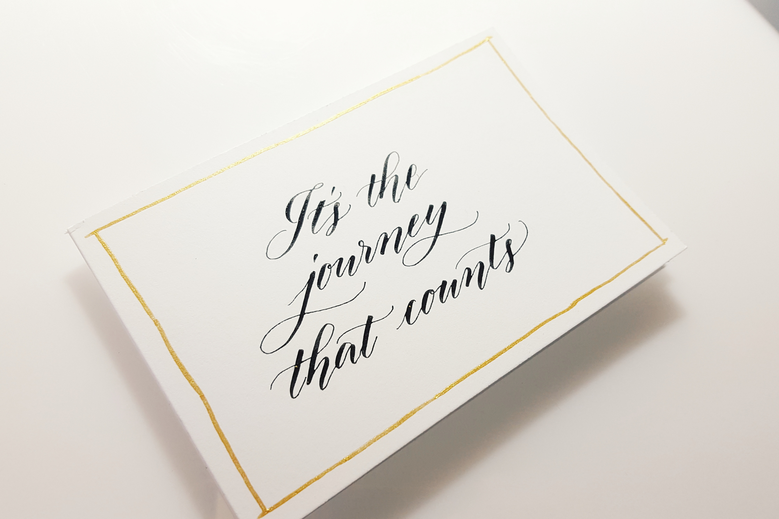 Custom Cards commissioned for a travelling couple, and feeling its many meanings these days! :)