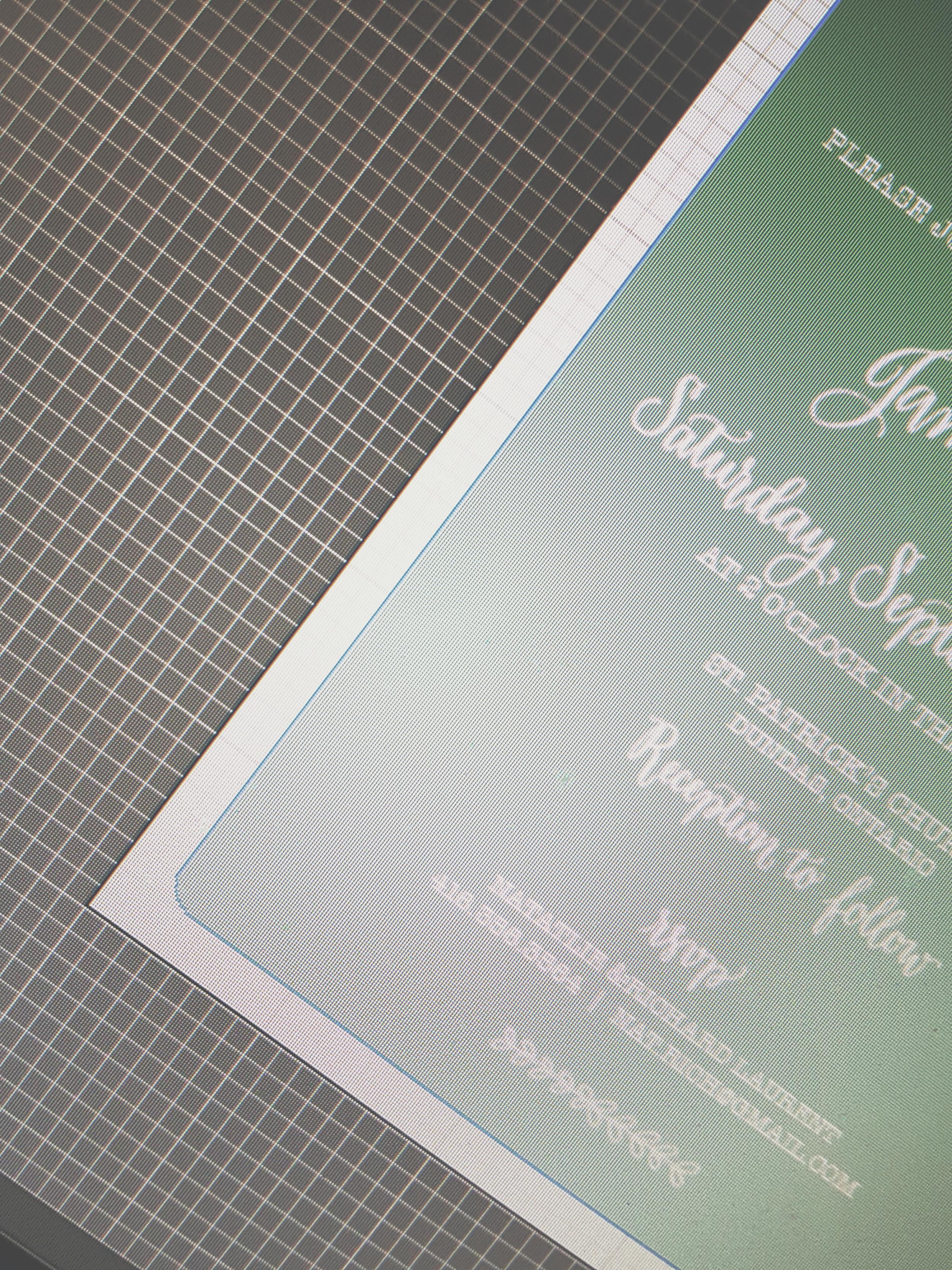 Sneak Peek! New invitation designs