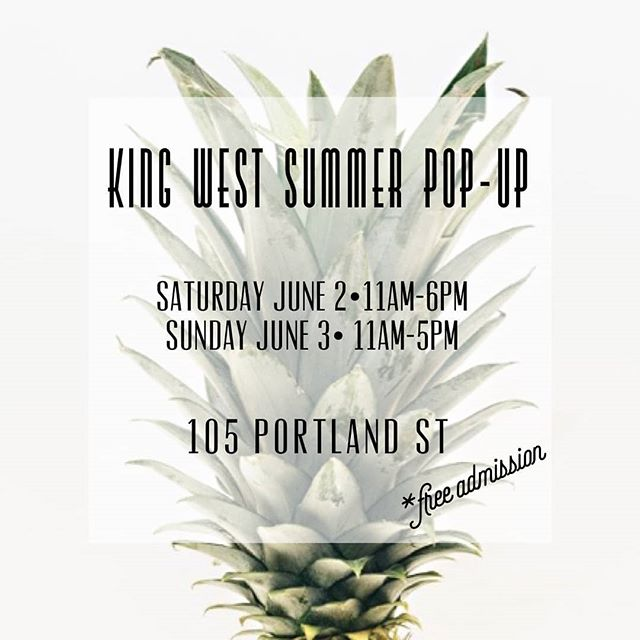 It's so nice out! ☀️☀️ The season of markets has begun! 😊 we are going to be at a pop up on Portland street on Jun 2 and 3 , with some amazingly creative local vendors. I'll be doing some on site calligraphy and have lots of stationery products! Put it in your calendar!! ☺❤🎉 @kingwestpopup2018