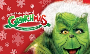 <strong>2014 GRINCHMAS AD CAMPAIGN<br>Show Direction, Show Writing</strong>
