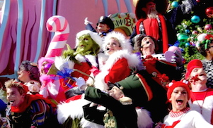 <strong>2014 GRINCHMAS<br>Performance Direction</strong>