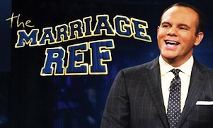 <strong>NBC's THE MARRIAGE REF<br>Show Writing, Casting</strong>
