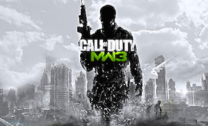 <strong>ACTIVISION MW3<br>Show Writing</strong>