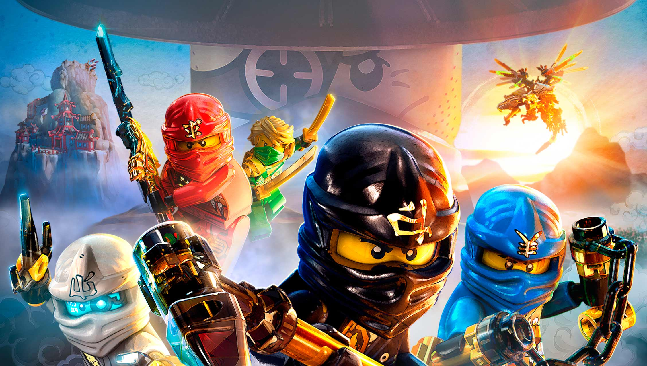 <strong>LEGOLAND NINJAGO PRESS EVENT<br>Casting, Production</strong>