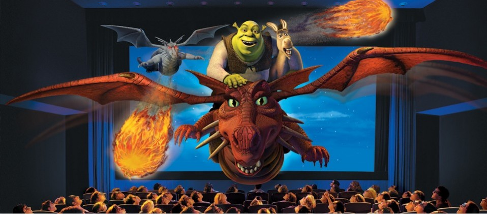 <strong>SHREK 4D<br>Show Direction, Show Writing</strong>