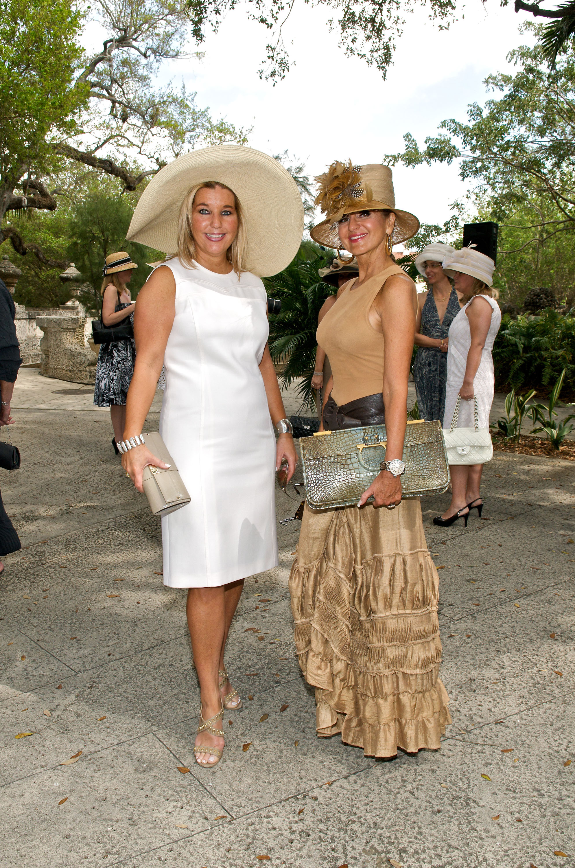 Vizcaya Preservation Annual Luncheaon