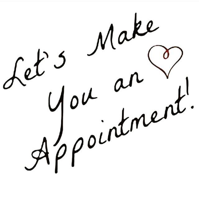 Let's make you an appointment TODAY and get you ready for the week! ✨  Also - We are announcing our Rik Rak Salon contest winner tomorrow! Don't forget to check out our last post.