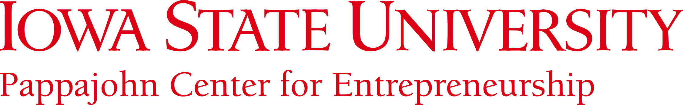 ISU Pappajohn Center for Entrepreneurship