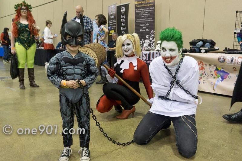 Batman finally catches the Joker!