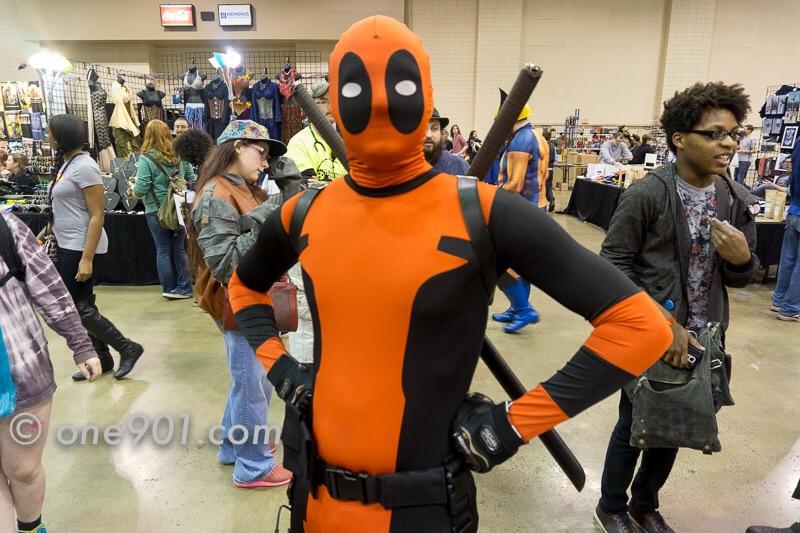 Deadpool is definitely very popular this year!