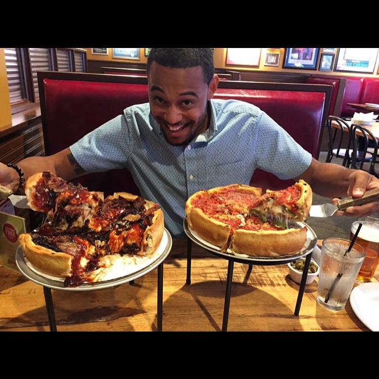 Pizza heaven!!