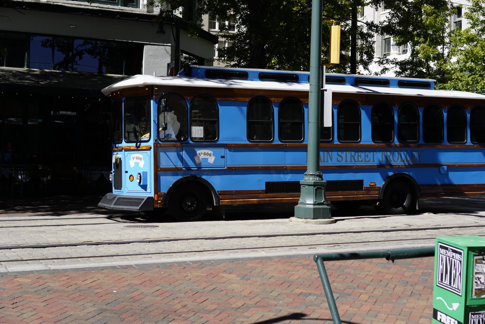 I miss the old trolleys