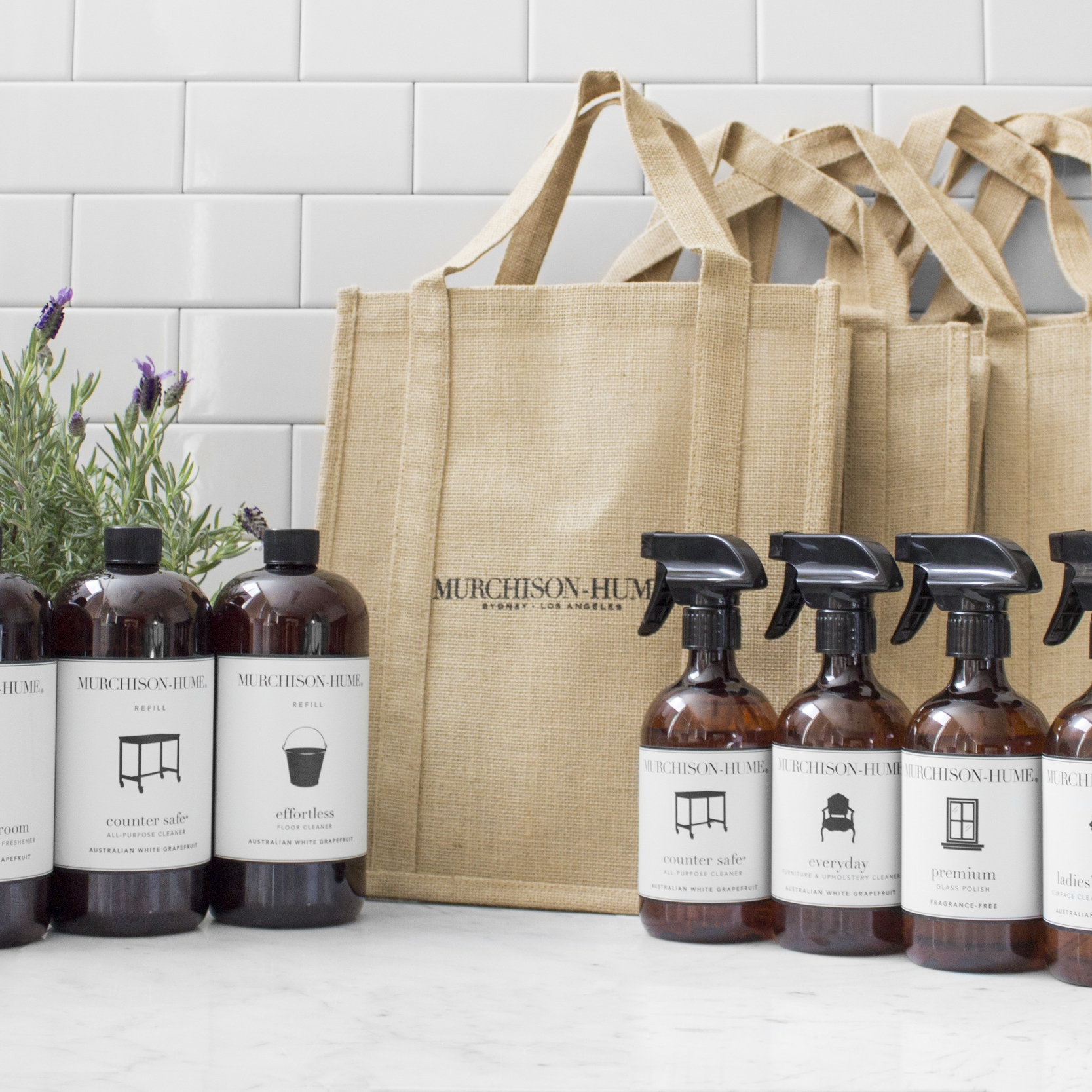 Deluxe Cleaning Kit ~ Murchison-Hume
