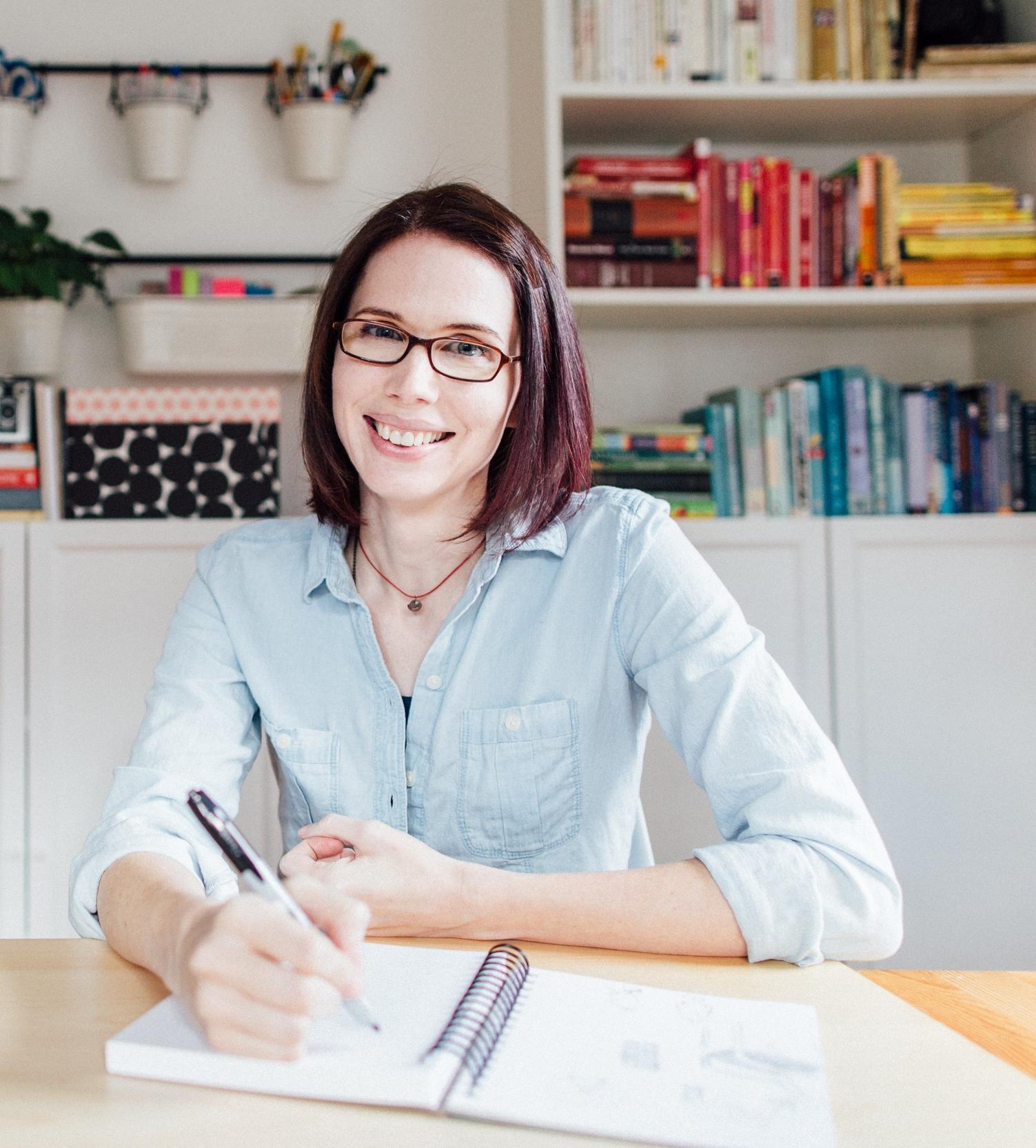 Jessie Leiber, Art Director