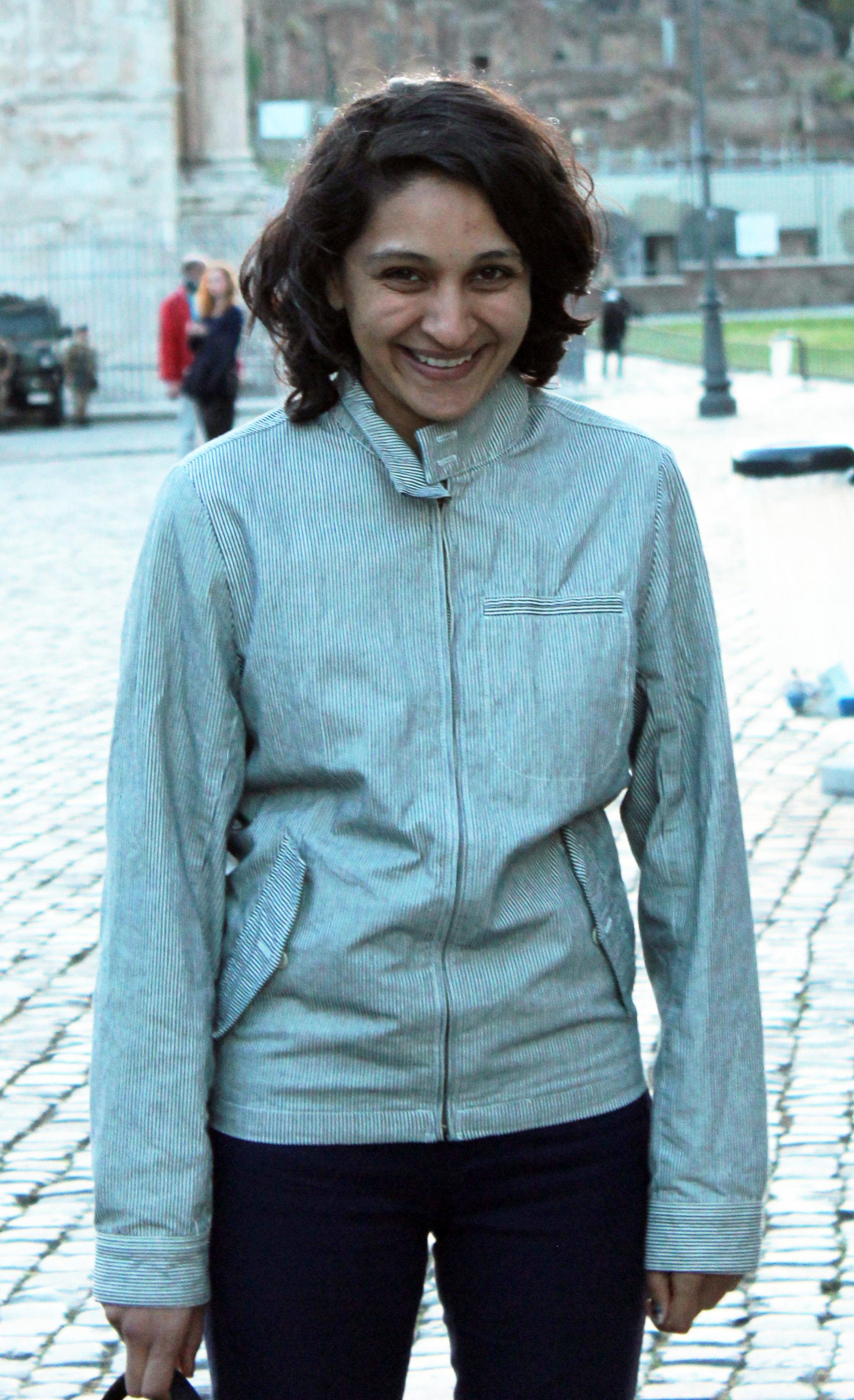 Meghan Shah, Guest Writer/Artist