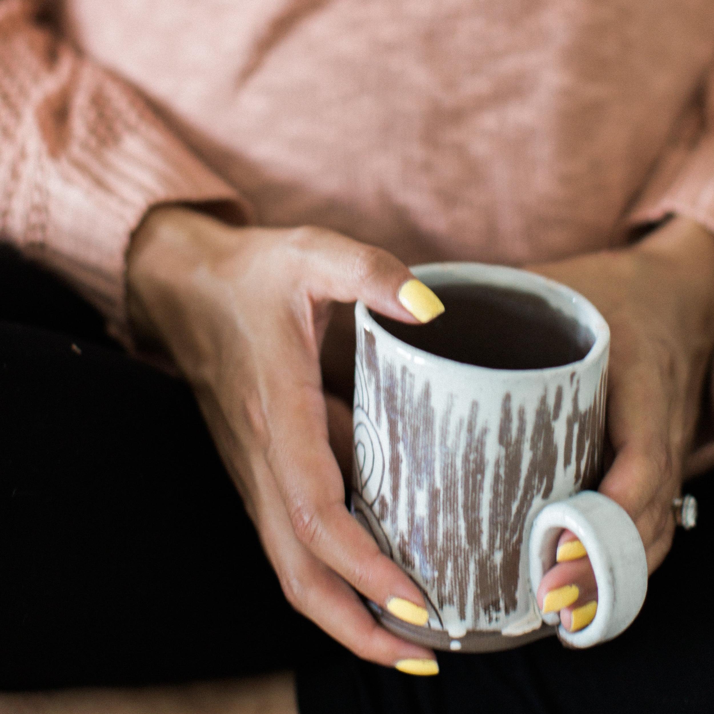 Coffee Mug: Ave Rivera Studio