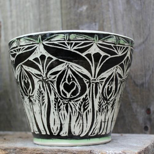 Ceramic Bowl: Mudlark Pottery