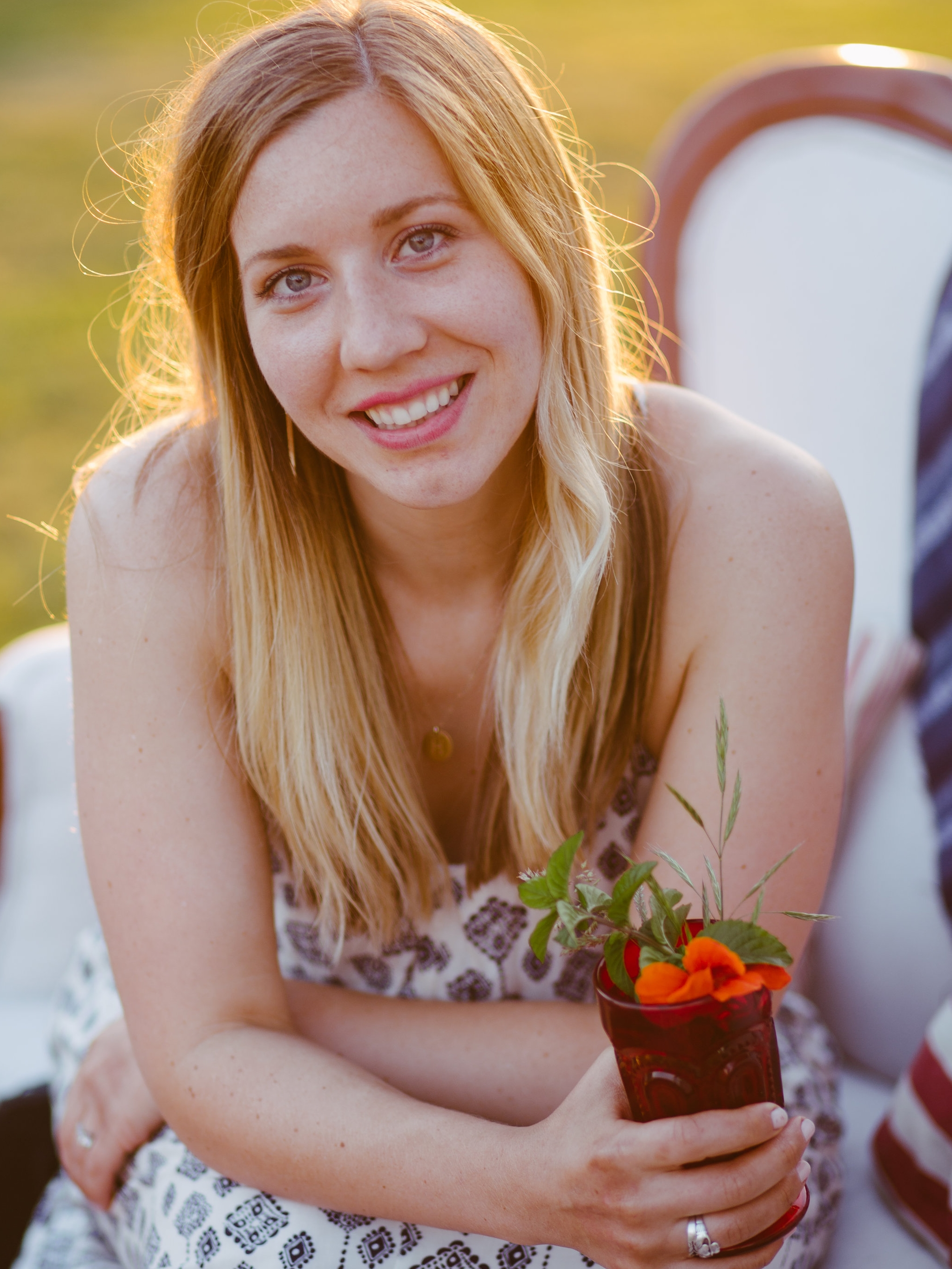 Belinda, Cocktails Expert
