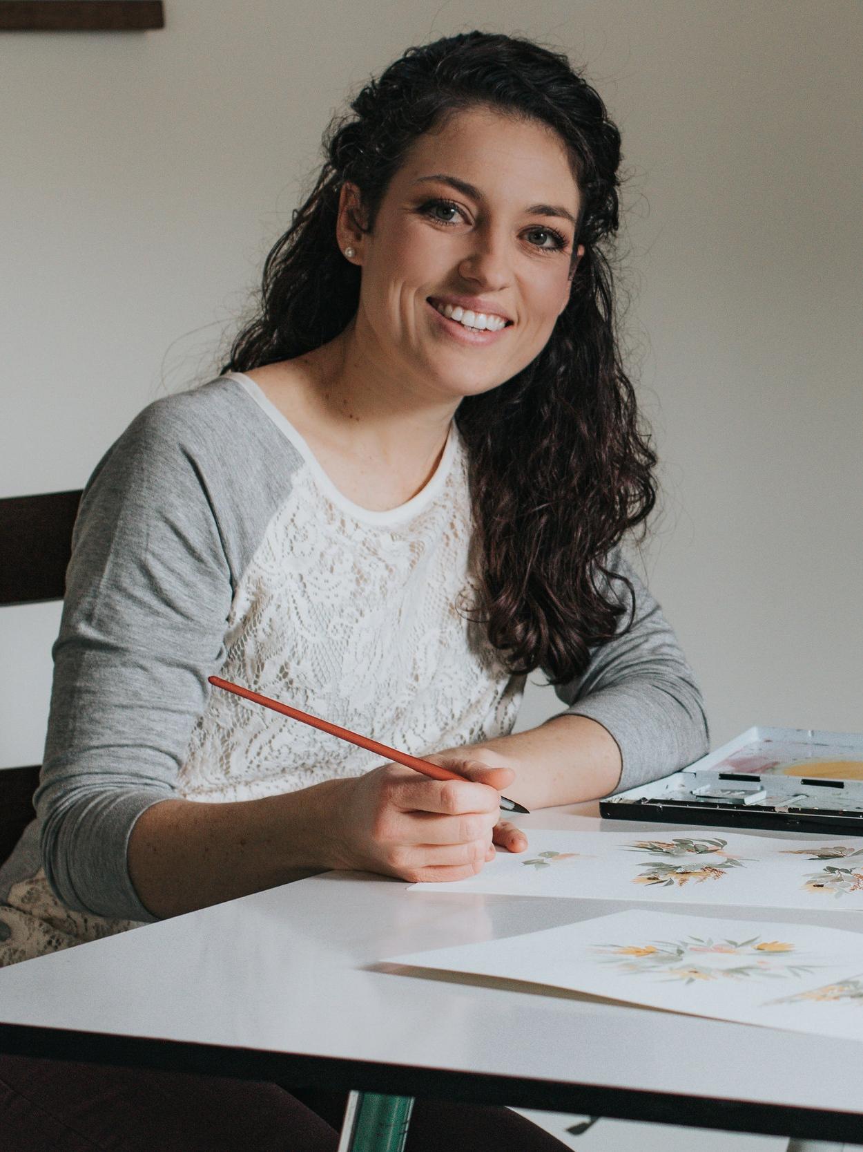 Ashley, Collaborating Artist