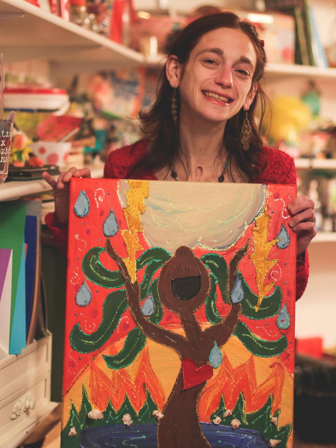 Amy, Contributing Artist