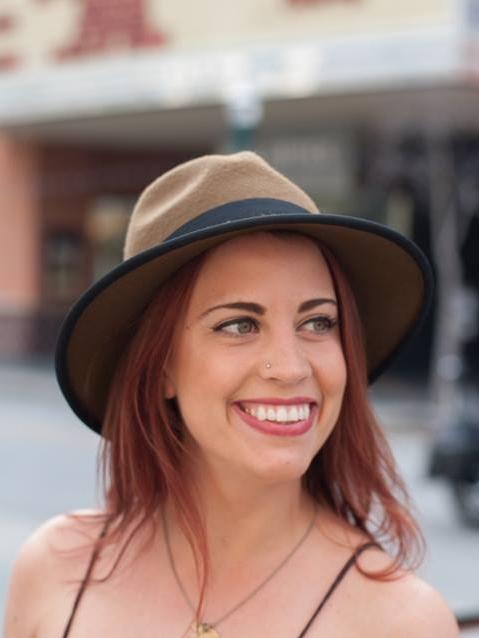 Sarah, Cover Photog (Oct '17)