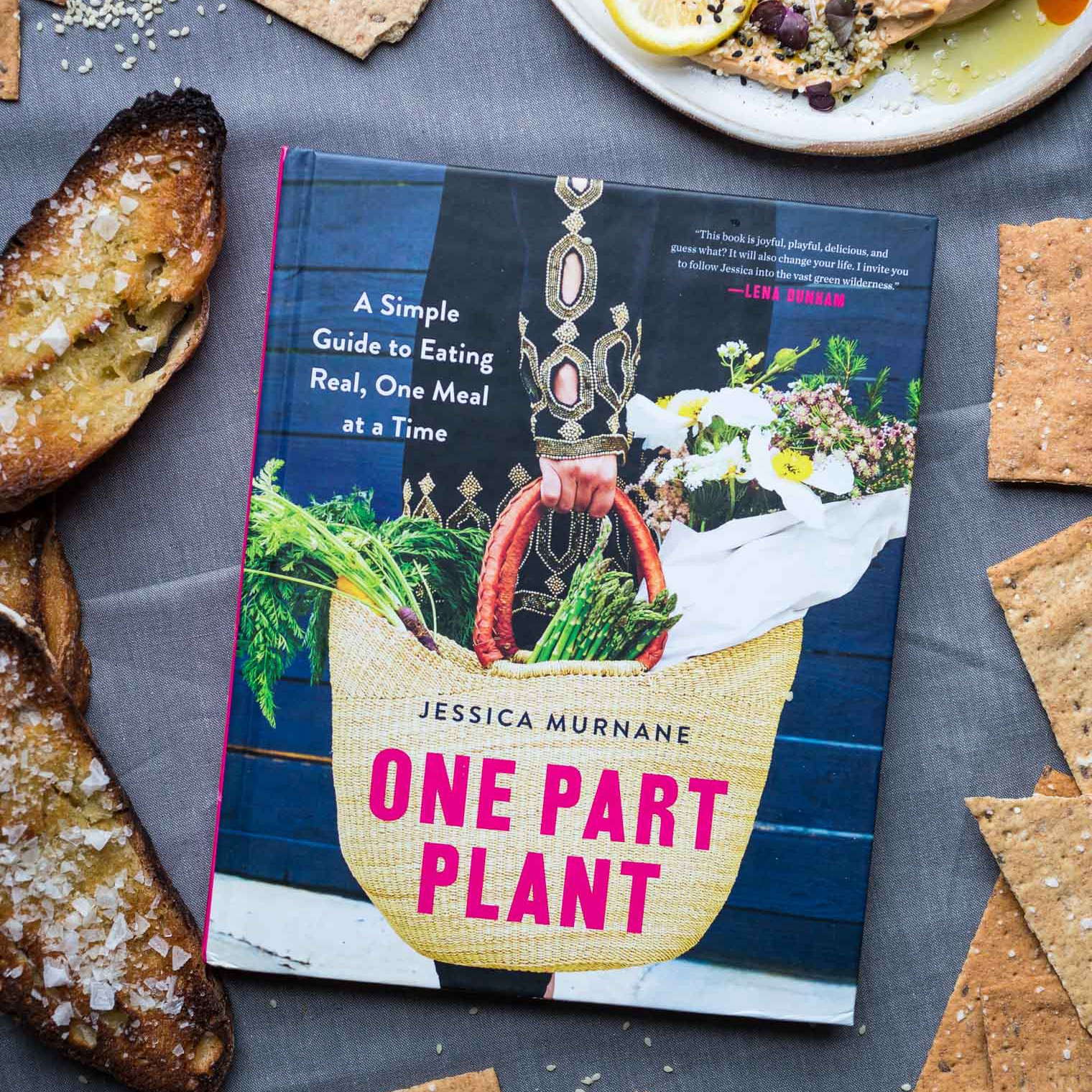 Plant-Based Cookbook, One Part Plant