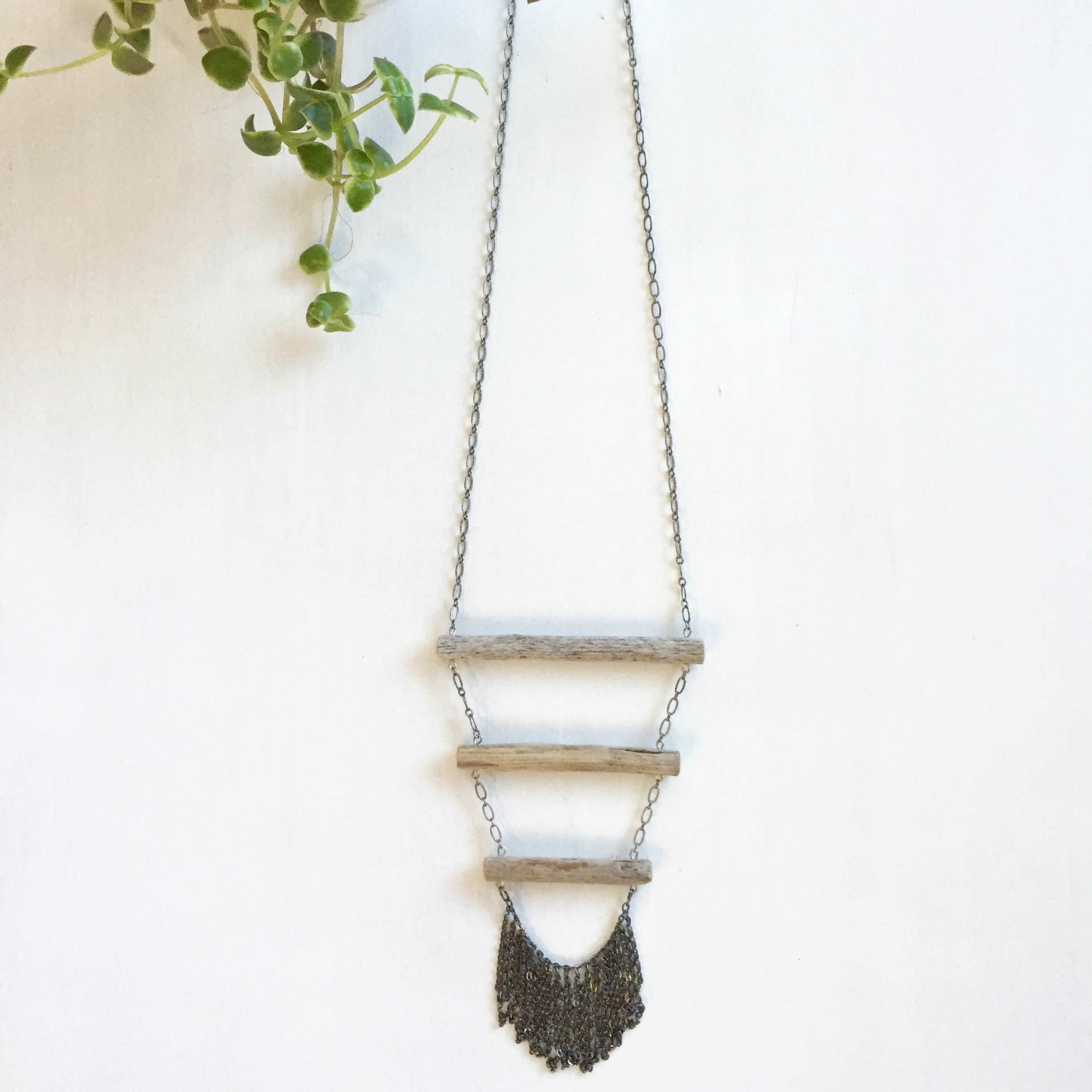 Ladder Necklace (Johanna Sprague)