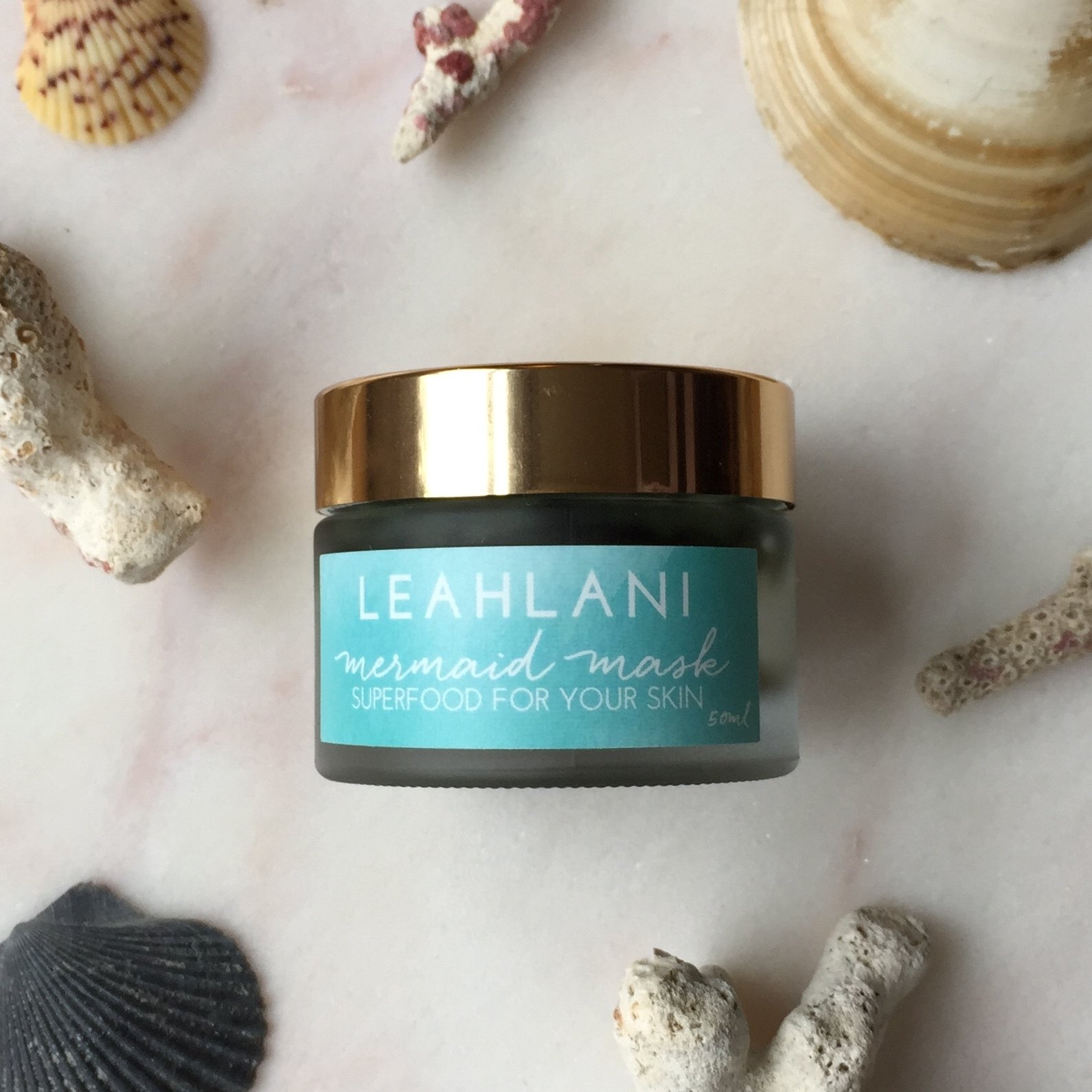 Mermaid Mask (Leahlani Skincare)