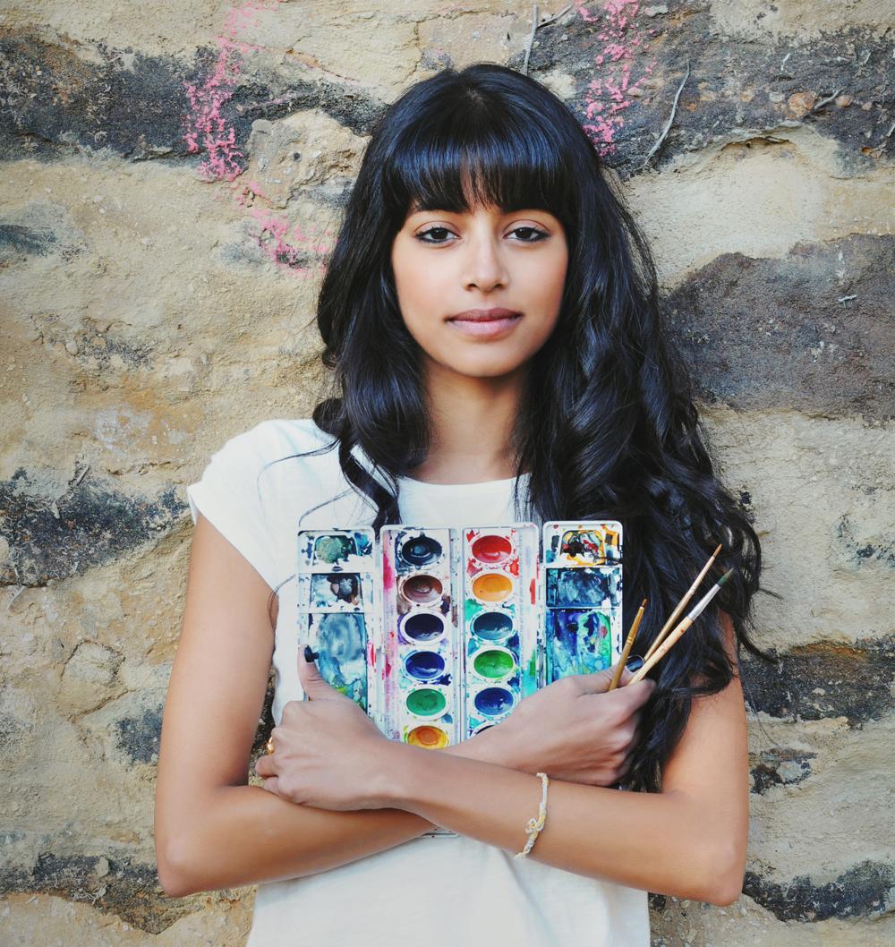 Meera, Contributing Artist