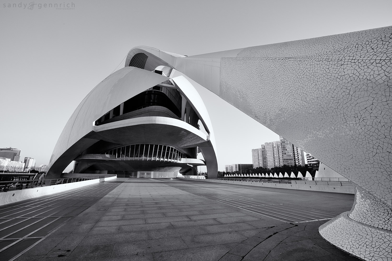 Opera House-Spain-Valencia