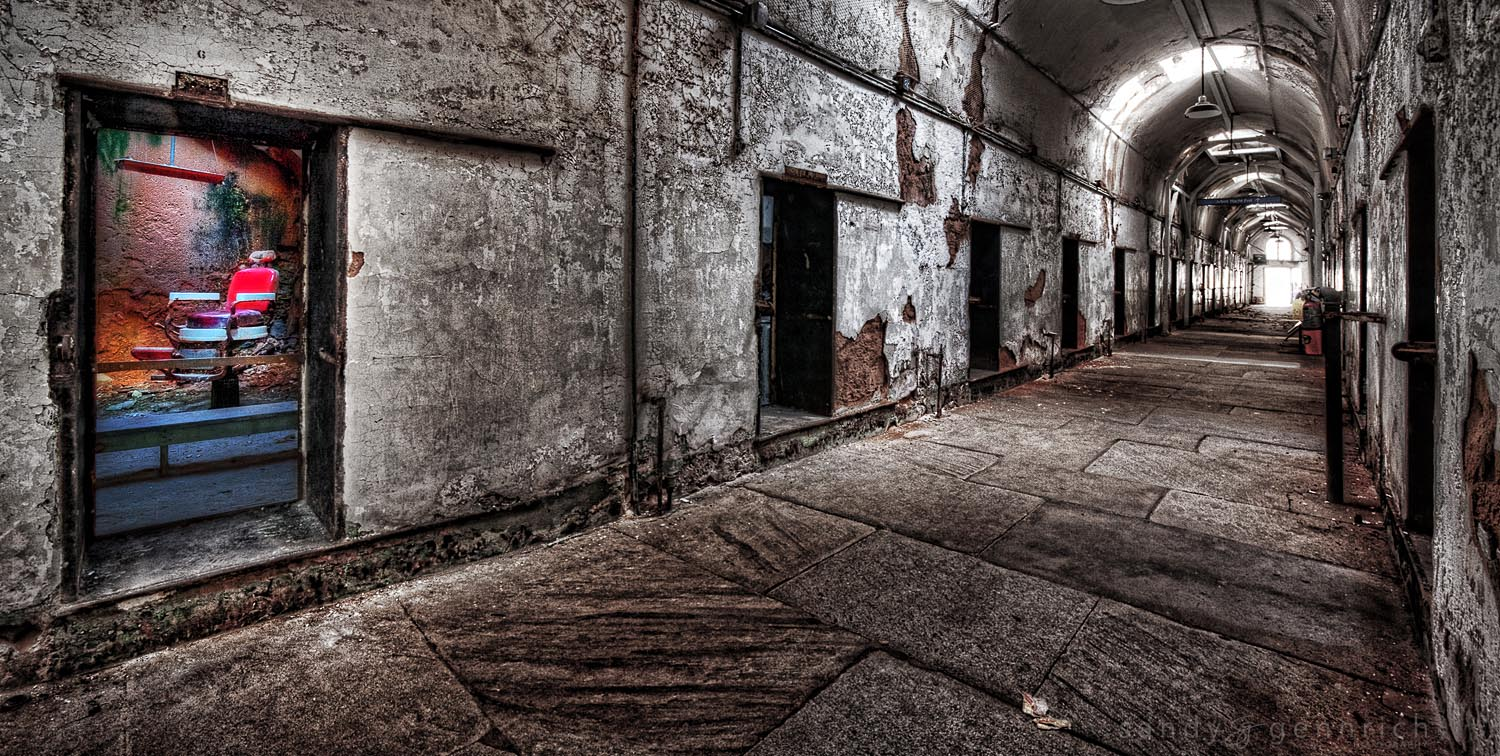 Shave and a Hair Cut - Eastern State Penitentiary - Philadelphia PA.jpg