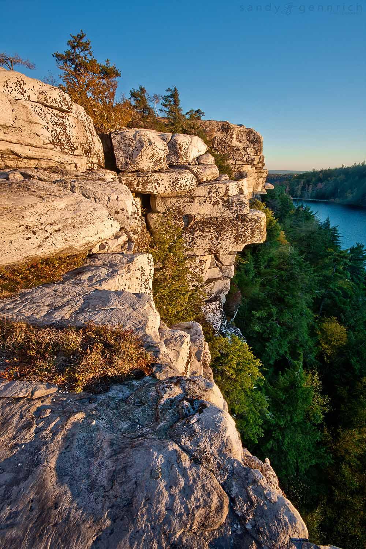 Shawagunk Mountains - Minnewaska State Park - NY