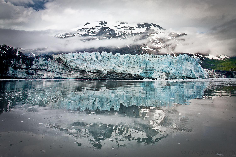 Margerie Glacier - Glacier Bay National Park - Gustavus, AK